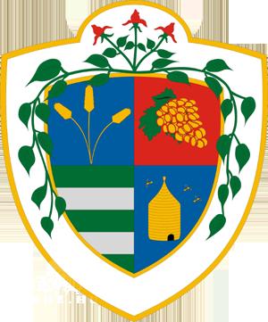 dunaharaszti város önkormányzata címer